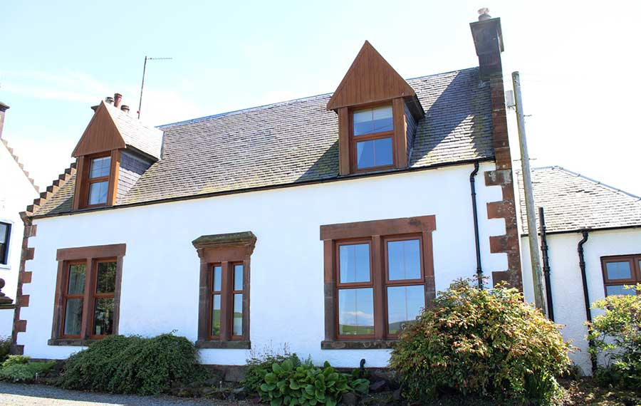 Auchenflower Farm Cottage, Ballantrae, Scotland